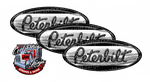 Chrome Bar Peterbilt Emblem Skins