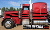 Fallen Arrow Peterbilt Stripe Kit