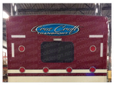 Cros Croft Shoreline Bunk Decal