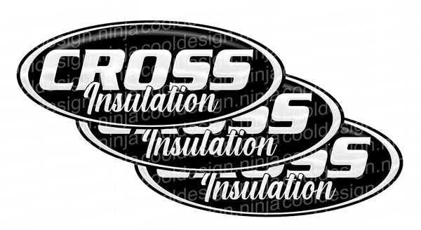 Cross Insulation Peterbilt Emblem Skins