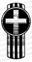 Cross Kenworth Emblem Skin 3-Pack
