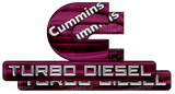 Cummins Turbo Diesel Decals