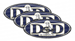 D&D Oil Co Peterbilt Emblem Skins