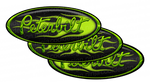 Energy Green Peterbilt Emblem Skins
