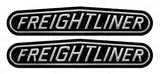 "2-Pack of 10"" x 2"" Freightliner Decals"