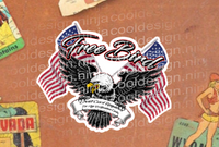 Free Bird Decals