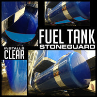 Front/Bottom Stone Guard for 26 in Pete Fuel Tank