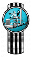 Hooked On The Pipe Kenworth Emblem Skin 3-Pack