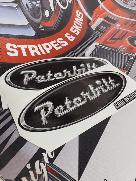 In-Stock Special - Shotgun Peterbilt Emblem Skin 2-Pack