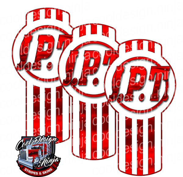 JPT Kenworth Emblem Skin Kit