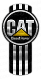 CAT Diesel Power Kenworth Emblem Skin