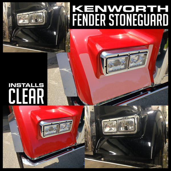 Fender Stone Guard - Kenworth