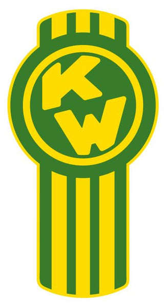 Yellow and Green KW Emblem Skin