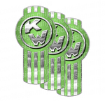 Gradient Green Kenworth Emblem Skin Kit