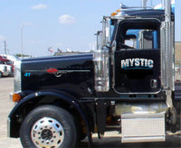 Shorthood Daycab Peterbilt 389 Mystic Pinstripe Kit