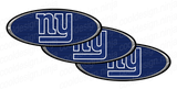 NY Giants Peterbilt Emblem Skins
