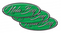 Nola Boy Lime Green Peterbilt Emblem Skins
