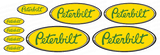 Peterbilt 389 Interior Emblem Skin Kit