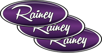 Purple Rainey Peterbilt Emblem Skins