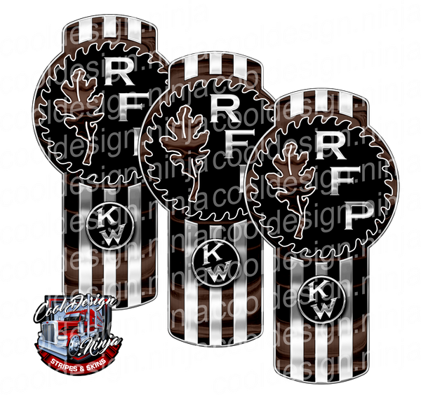 RFP Kenworth Emblem Skin Kit