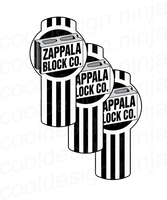 3-Pack Zappala Block Kenworth Emblems Skins