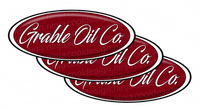 Grable Oil Co Peterbilt Emblem Skins