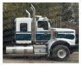 Custom Kenworth Seminole Stripe Kit