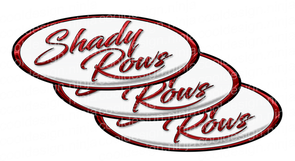 Shady Rows Peterbilt Emblem Skins