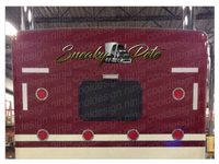 Sneaky Pete Bunk Decal