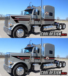 Big Lease Peterbilt Stripe Kits
