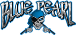Blue Pearl Pontoon Boat Decals