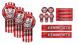 Transformed Kenworth Emblem Skins