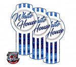White House Kenworth Emblem Skin Kit
