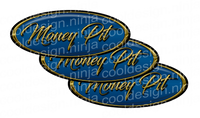 Money Pit Peterbilt Emblem Skins
