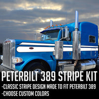 "63"" Peterbilt 389 ""Coastal"" Print/Cut File"