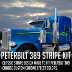 "63"" Peterbilt 389 ""Flying Z"" Stripe Kit"