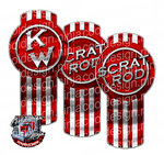 Scrat Rod Kenworth Emblem Skin Kit