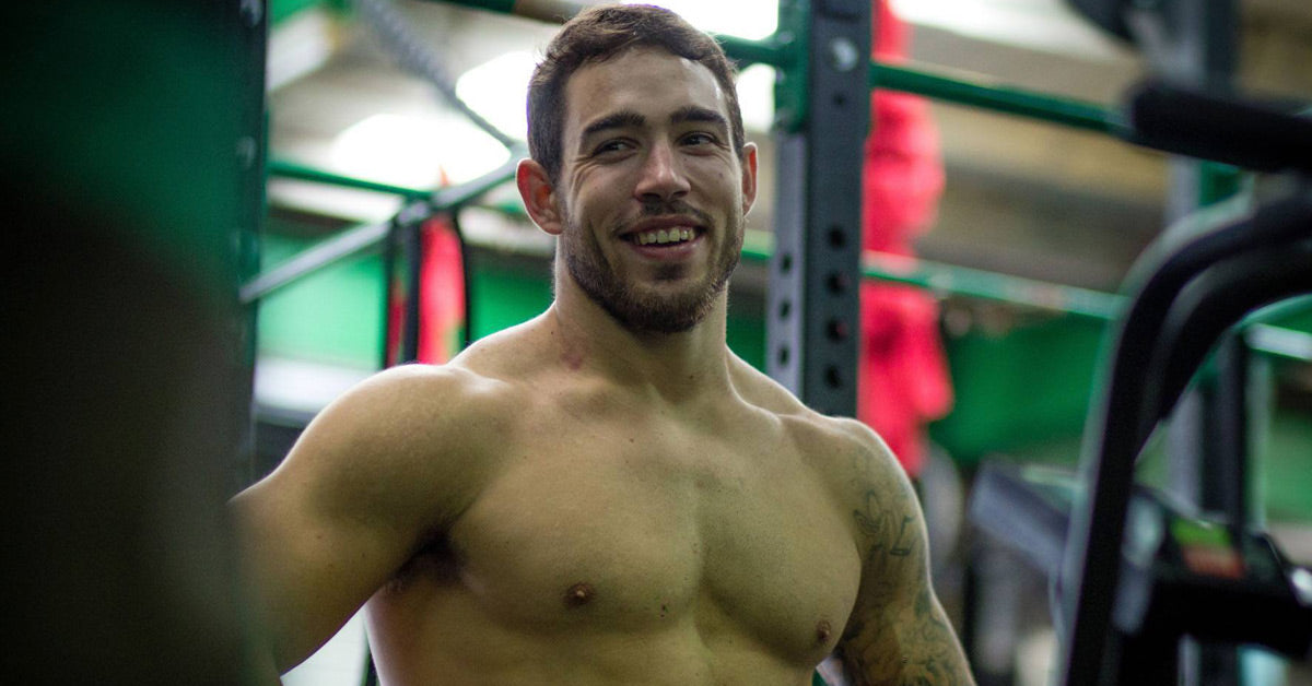 Mitch Sinnamon - CrossFit Games Athlete