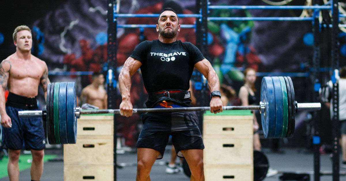 TheBrave - CrossFit Open Season