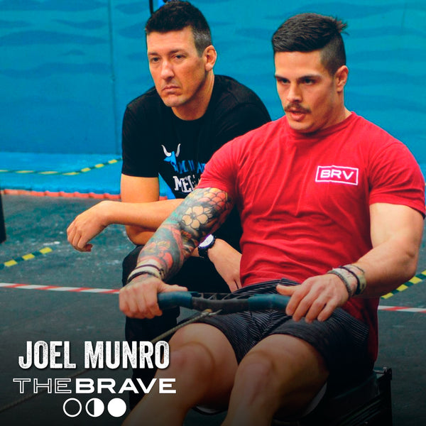 Team Brave Athlete - Joel Munro
