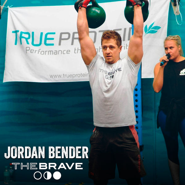 Team Brave Athlete - Jordan Bender