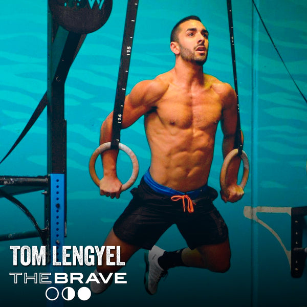 Team Brave Athlete Tom Lengyel