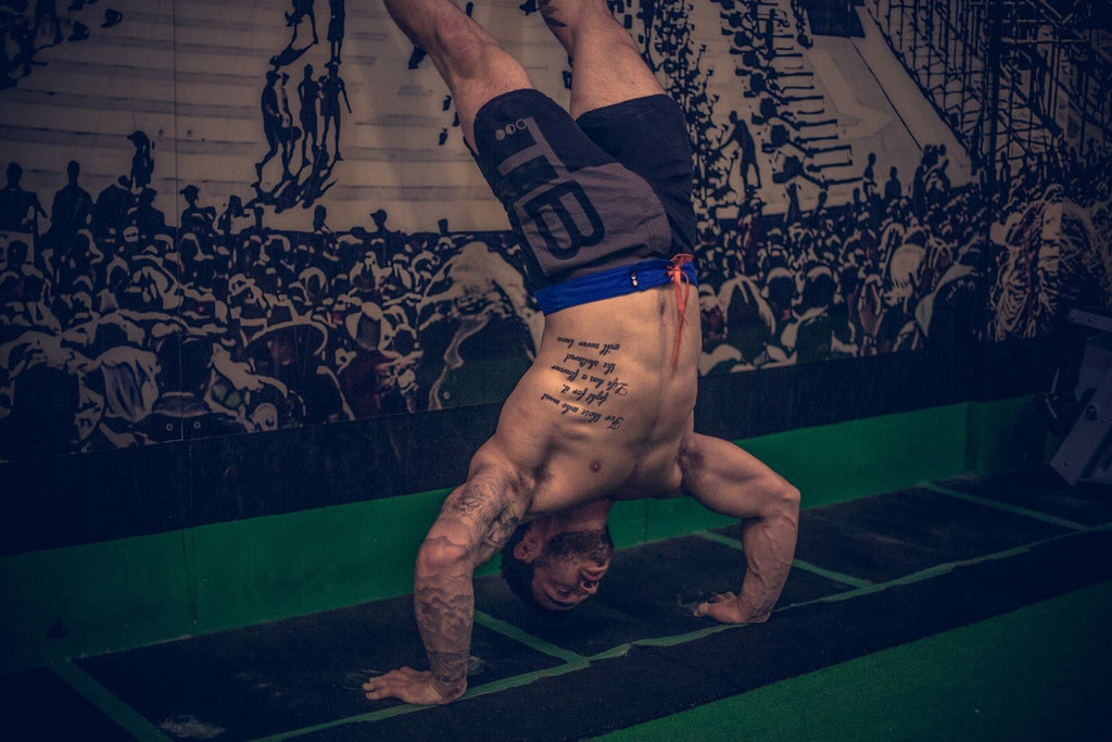 Mitch Sinnamon - CrossFit Games