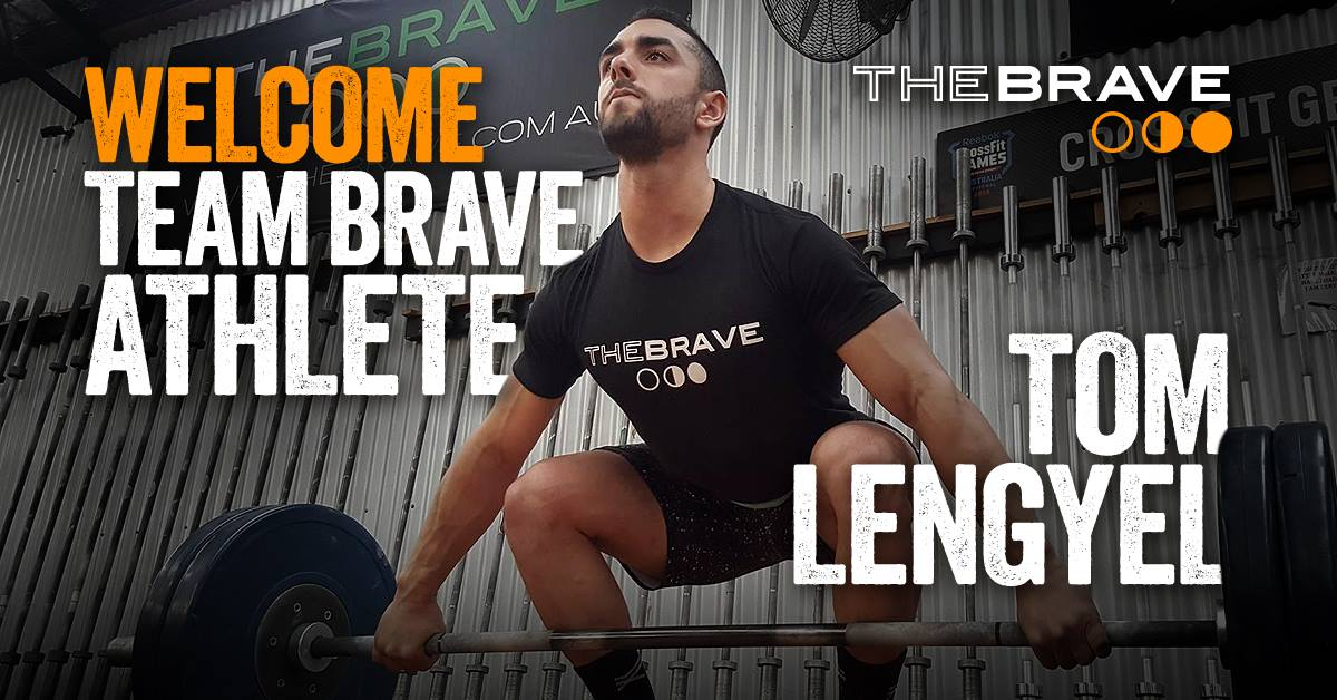 Welcome Tom Lengyel Team Brave