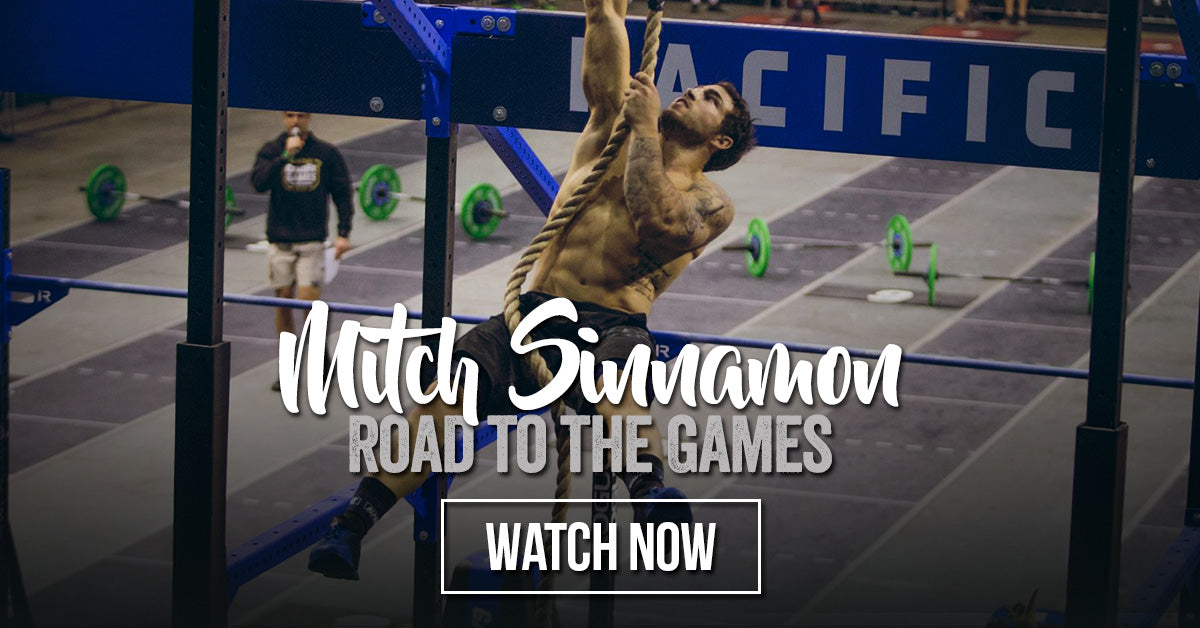 Mitch Sinnamon - Road to the Games