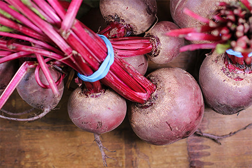 beets as foods that help muscle recovery