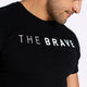 The Brave - Men's Signature T-Shirt - Black