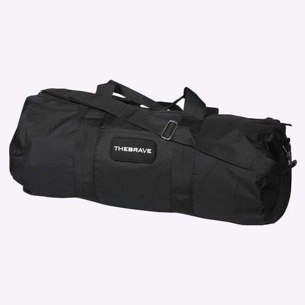 The Brave - Ripstop Duffle Bag - Black