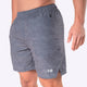 The Brave - Men's Cruiser Shorts 2.0 - HEATHER GREY