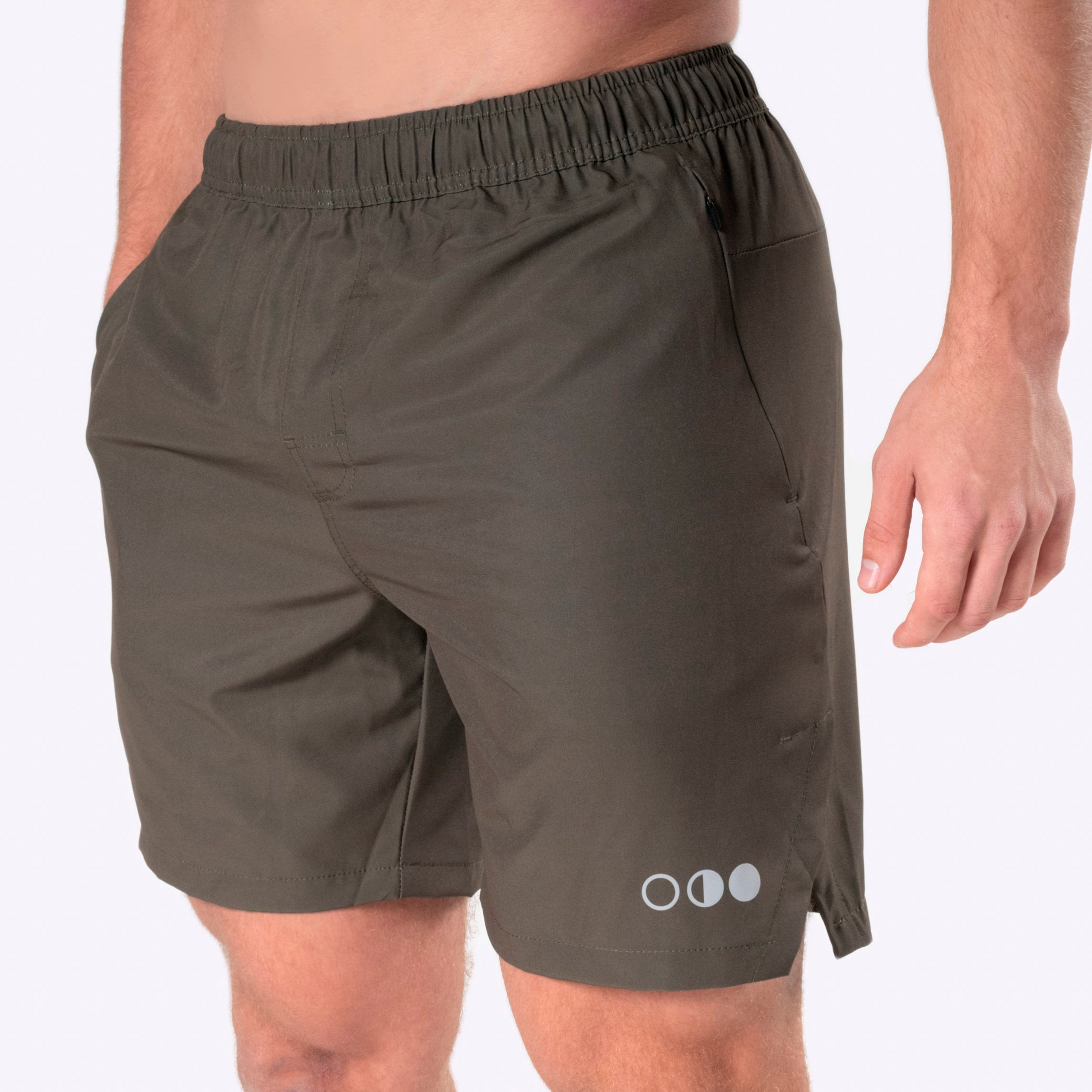 The Brave - Men's Cruiser Shorts 2.0 - DARK OLIVE